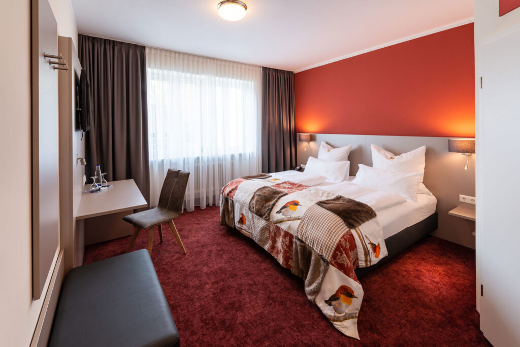 Double room: our new rooms since August 2020