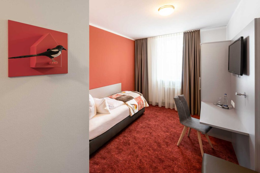 Single room: our new rooms since August 2020