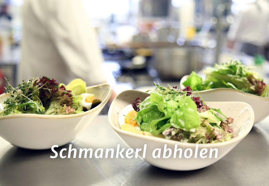 essen abholen Zum Fischer Dachau